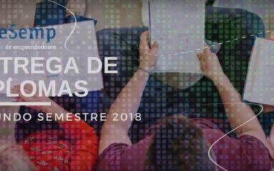 CLAUSURA DE LA XIV EDICIÓN DE LOS CURSOS DE eSemp Madrid