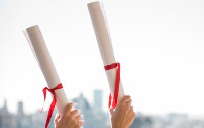 Porque creemos en ti: tus logros son nuestros éxitos. Invitación Entrega de Diplomas eSemp Dic'19